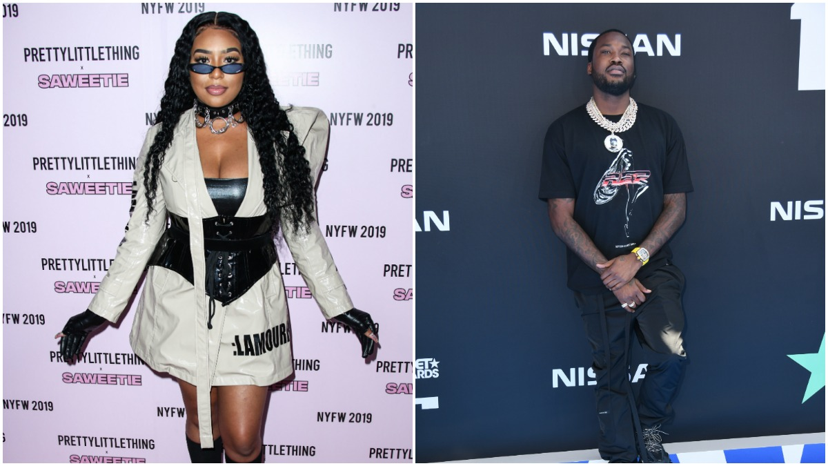 B. Simone almost got cancelled over book plagiarism claims until Meek Mill stepped in