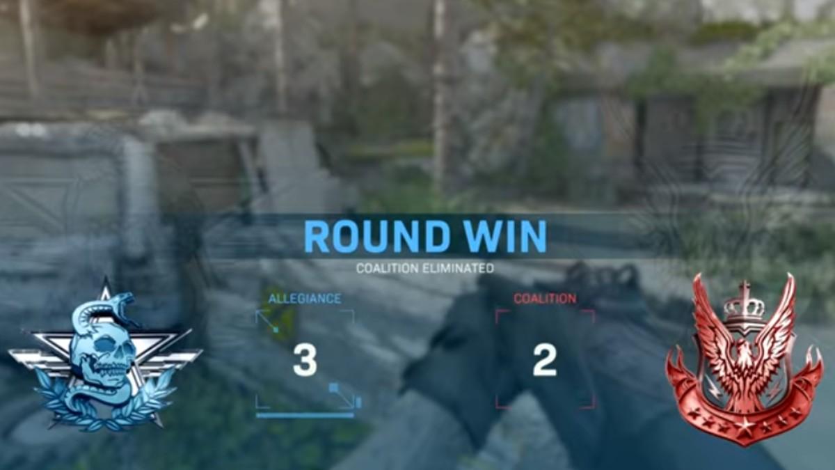 Still shot from Call of Duty