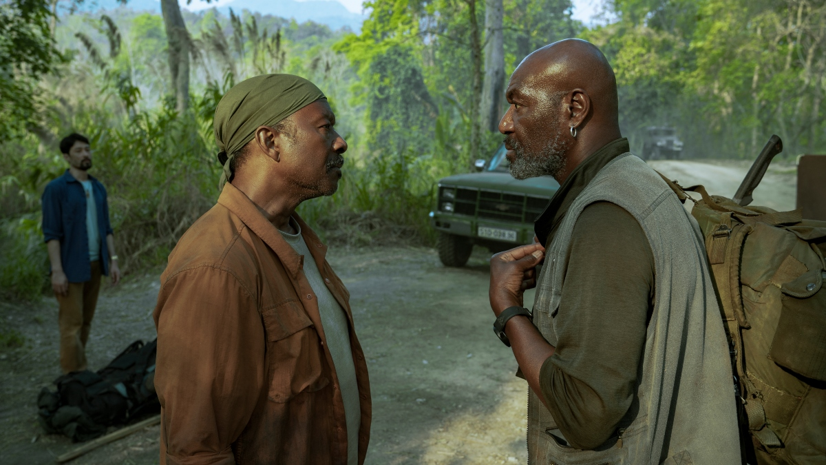 Clarke Peters as Otis and Delroy Lindo in Da 5 Bloods