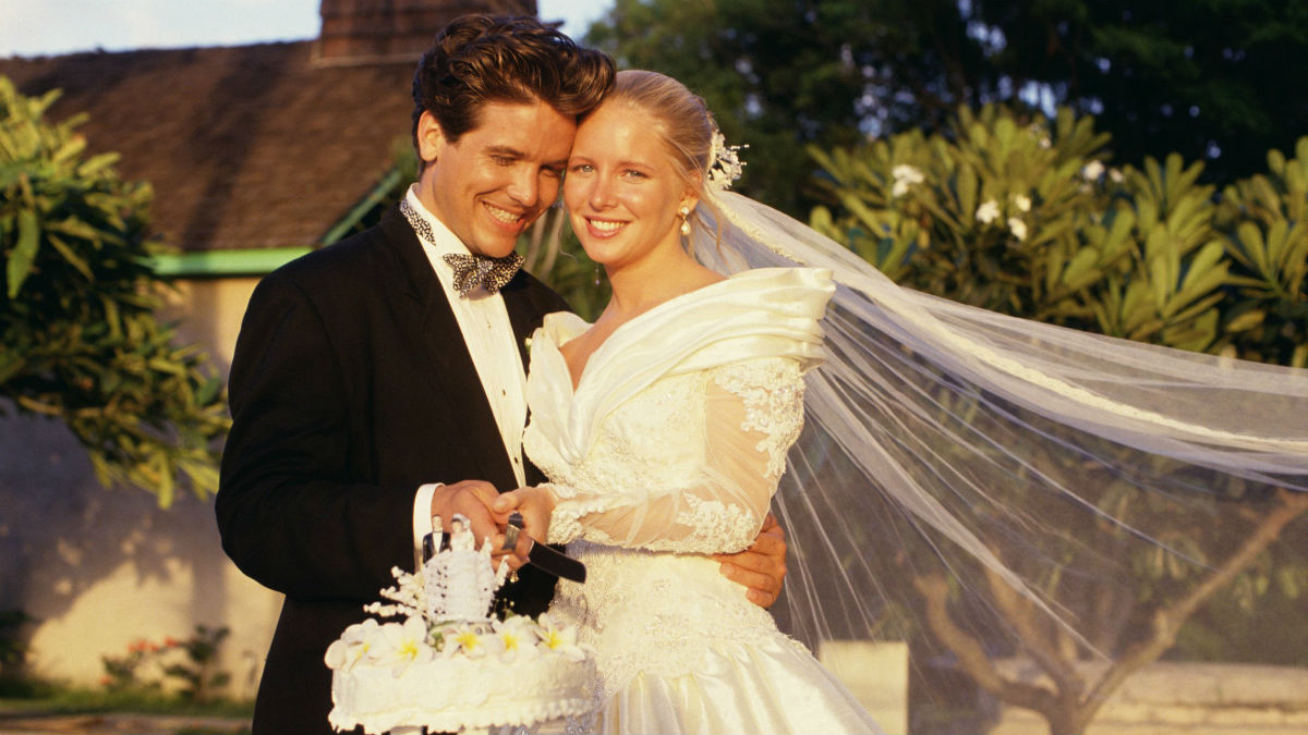 It is wedding week on The Young and the Restless.