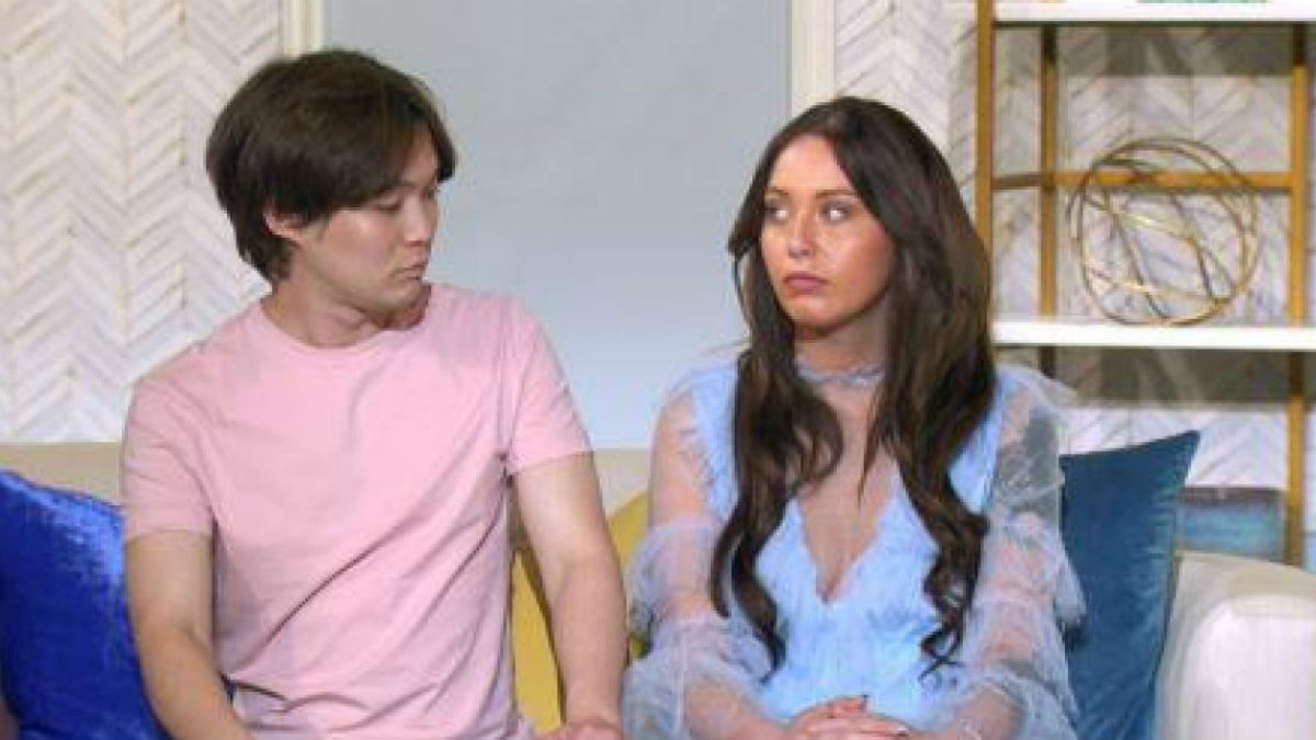 Deavan Clegg teases 90 Day Fiance: The Other Way Season 2 is rocky for her and Jihoon Lee.
