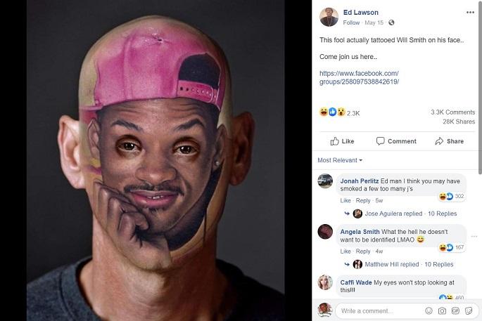 Ed Lawson Facebook