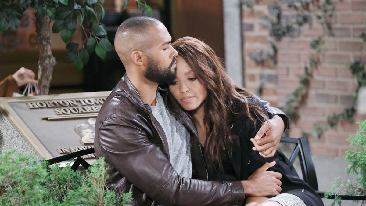 Days of our Lives spoilers tease Eli and Lani's wedding begins.