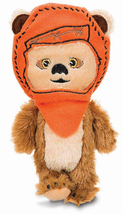 Ewok cat toy