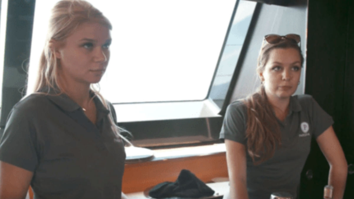 Are Madison Stalker and Georgia Grobler still friends after Below Deck Sailing Yacht reunion.