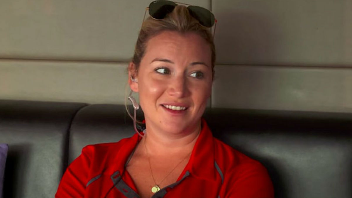 Bravo reportedly gave Hannah Ferrier the boot from Below deck Med.