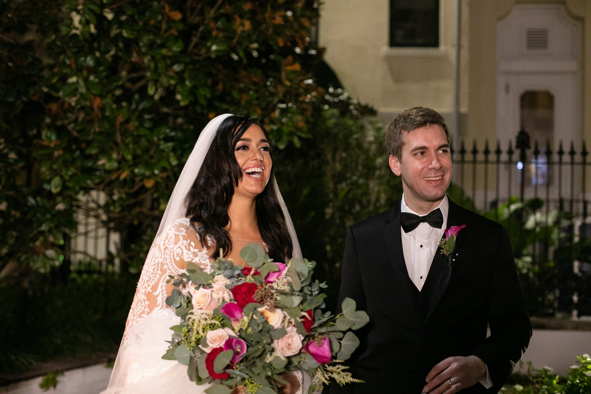Henry and Christina from Season 11 of Married at First Sight in New Orleans