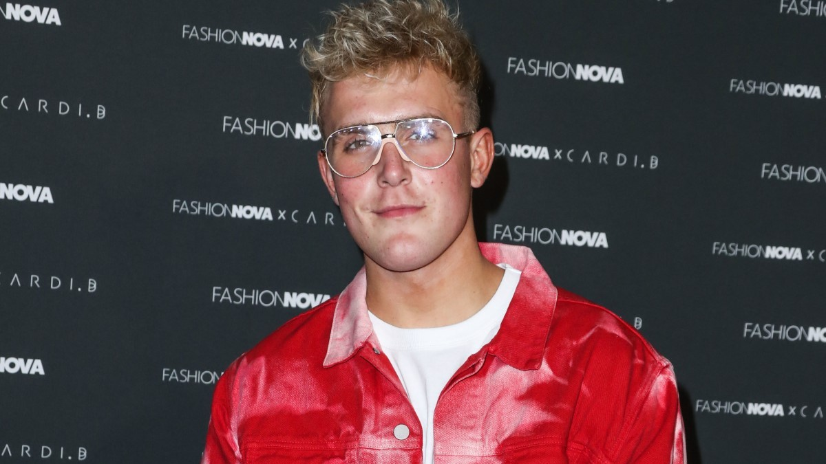 Jake Paul Red Carpet