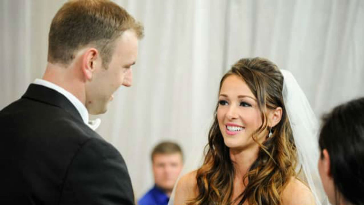 Jamie Otis shares her thoughts on same sex couples on Married at First Sight.