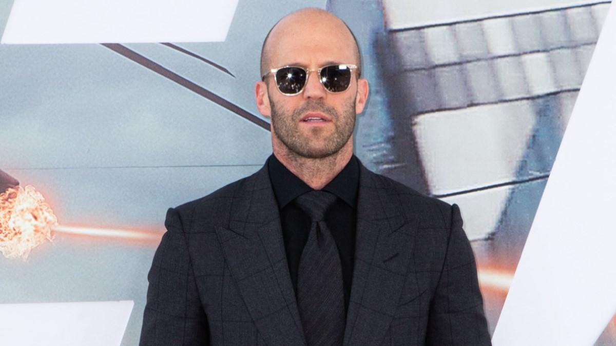 Jason Statham Red Carpet