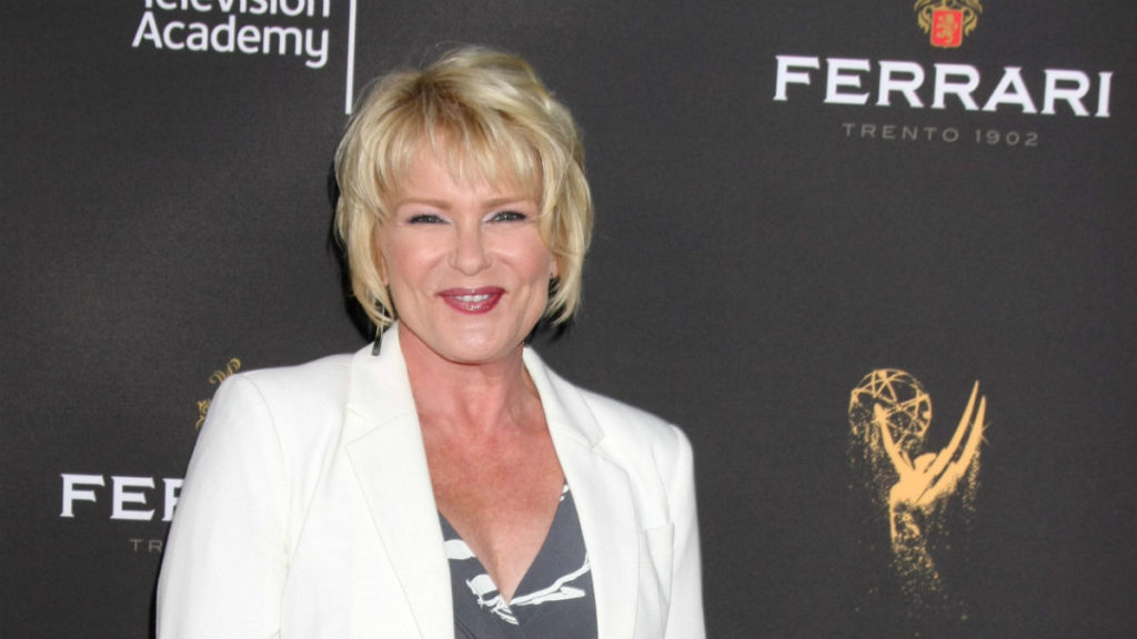 Days of our Lives star Judi Evans has suffered a health scare.
