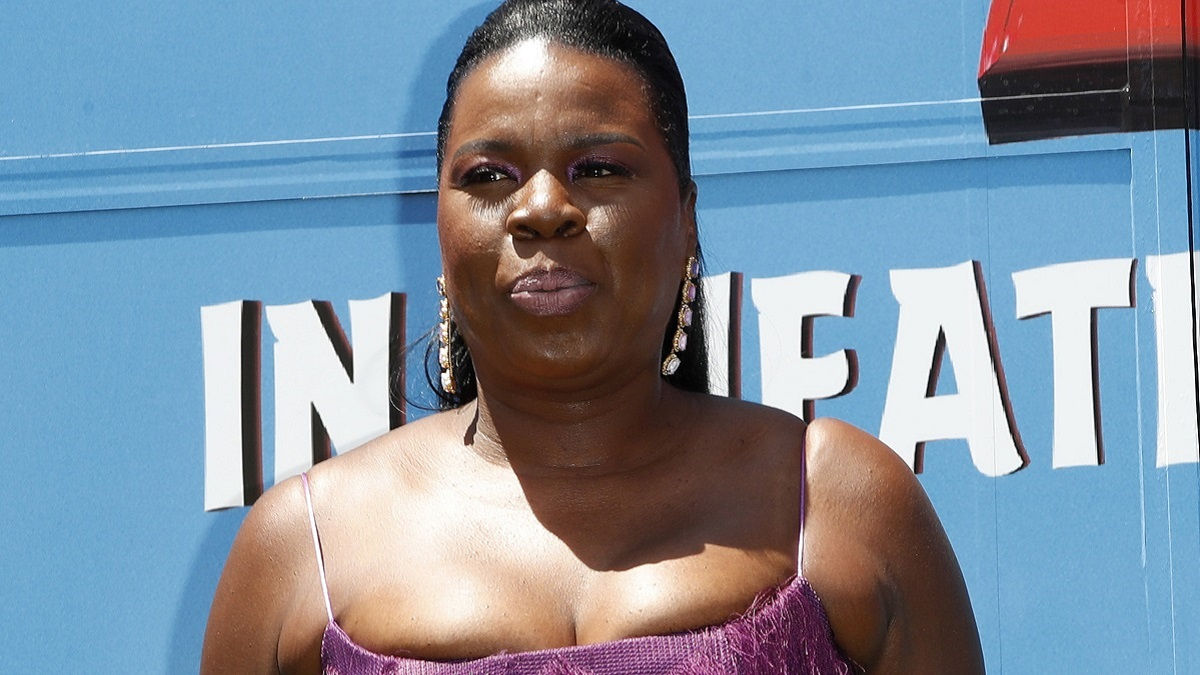 Leslie Jones, Ghostbusters star