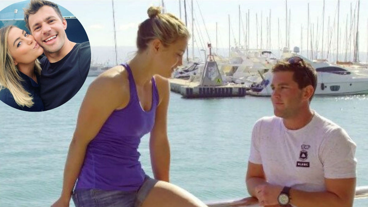 Malia White talks friendship with ex Wes Walton from Below Deck Med.