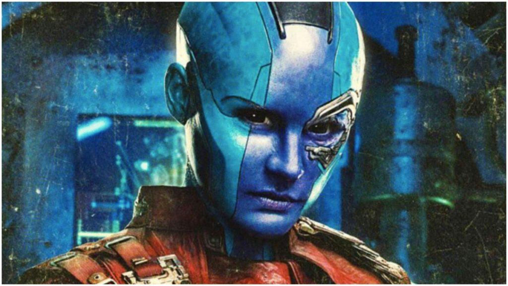 Guardians of the Galaxy 3: Karen Gillan talks about Nebula 'rebuilding her life'