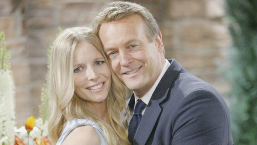 Paul and Christine are the latest The Young and the Restless theme week.