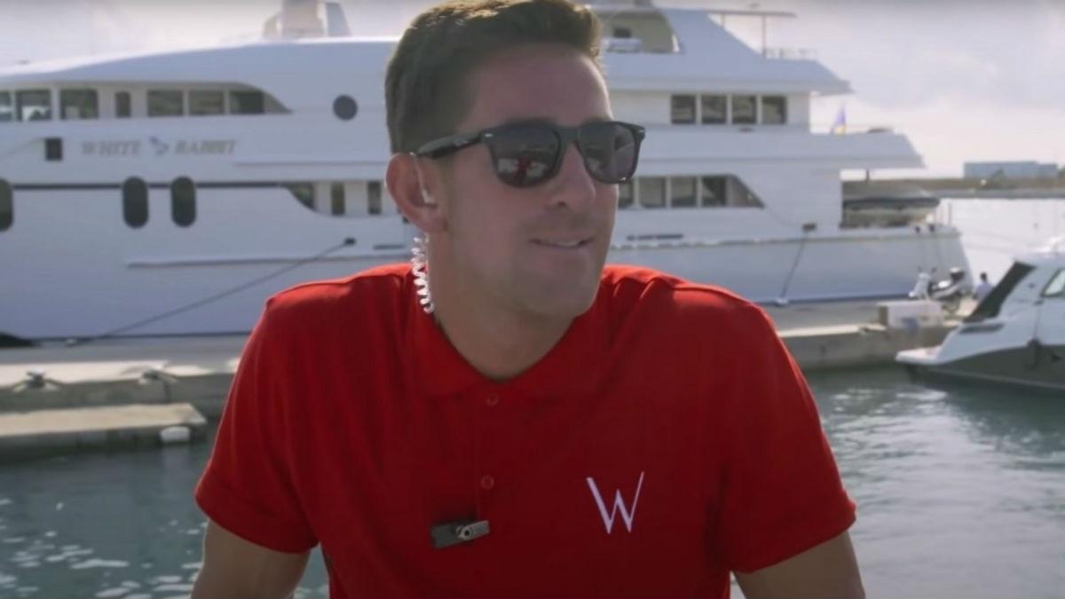 Is Peter Hunziker still on Below Deck Med?