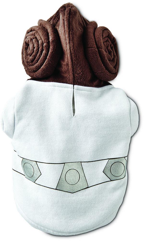Princess Leia dog apparel