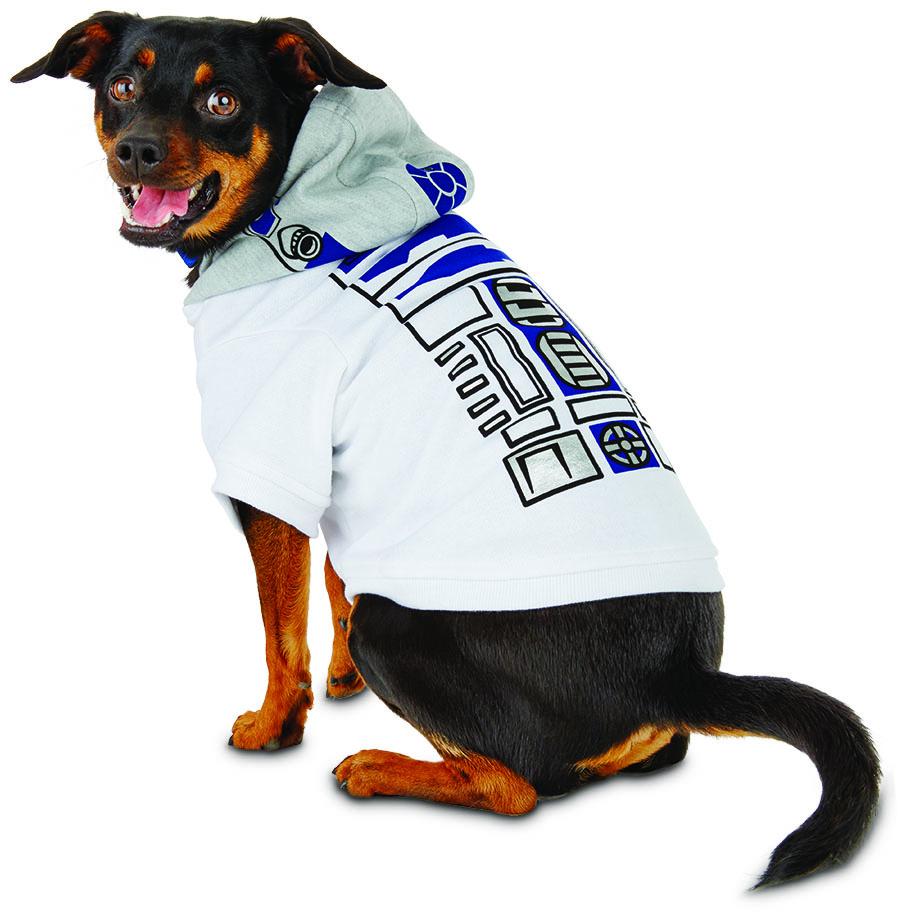 R2D2 dog apparel