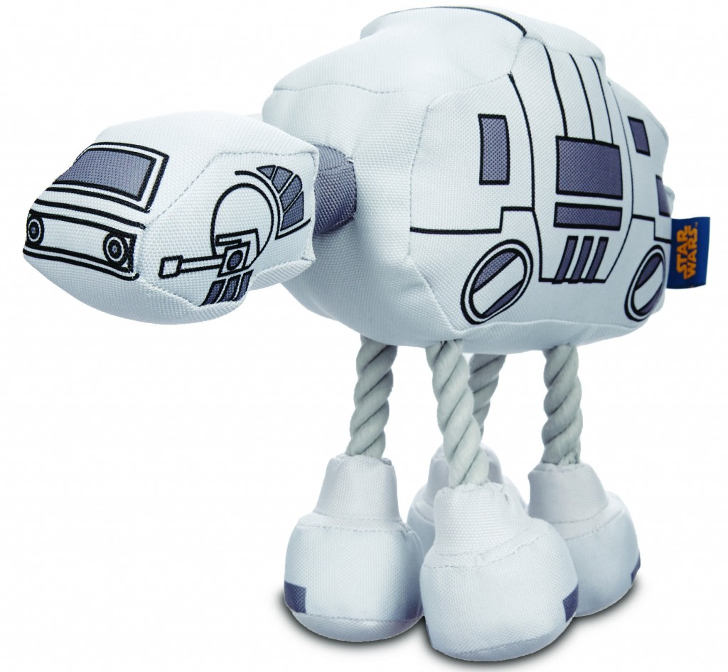 Star Wars dog toy