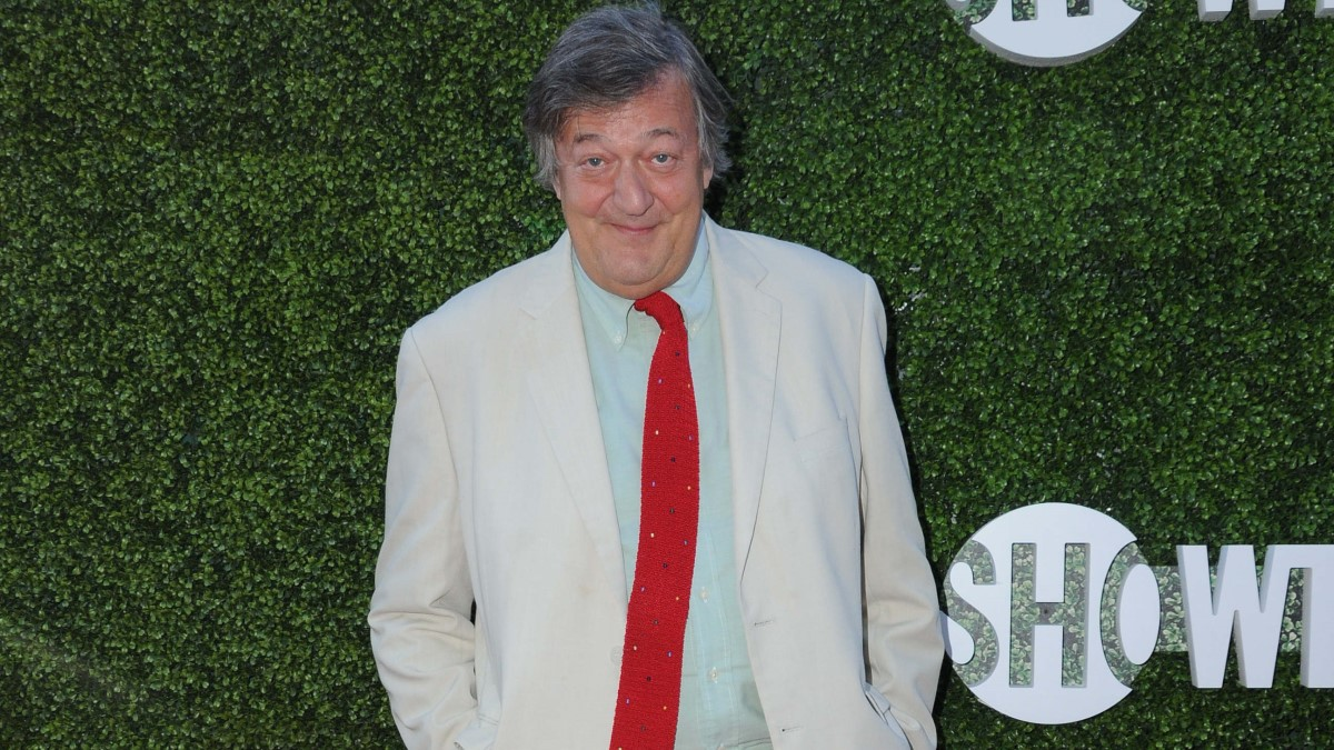 Stephen Fry Red Carpet