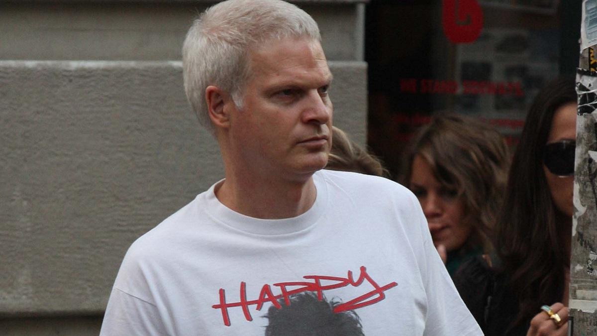 Film producer Steve Bing