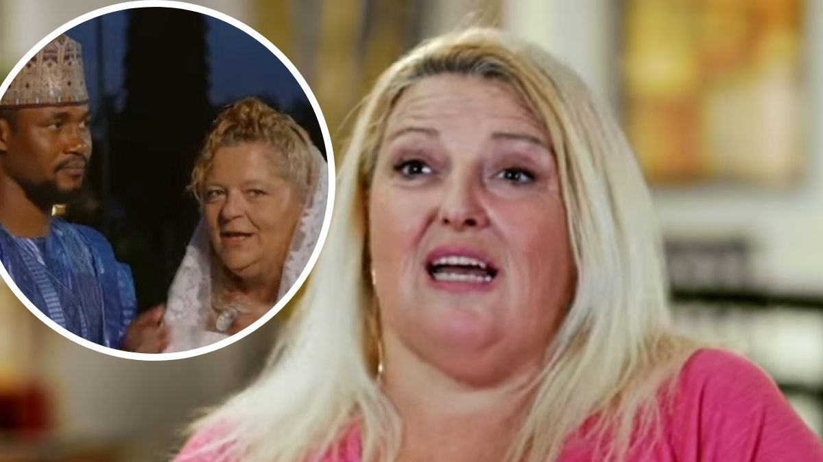 Angela Deem isn't happy with comparisons to Lisa Hamme