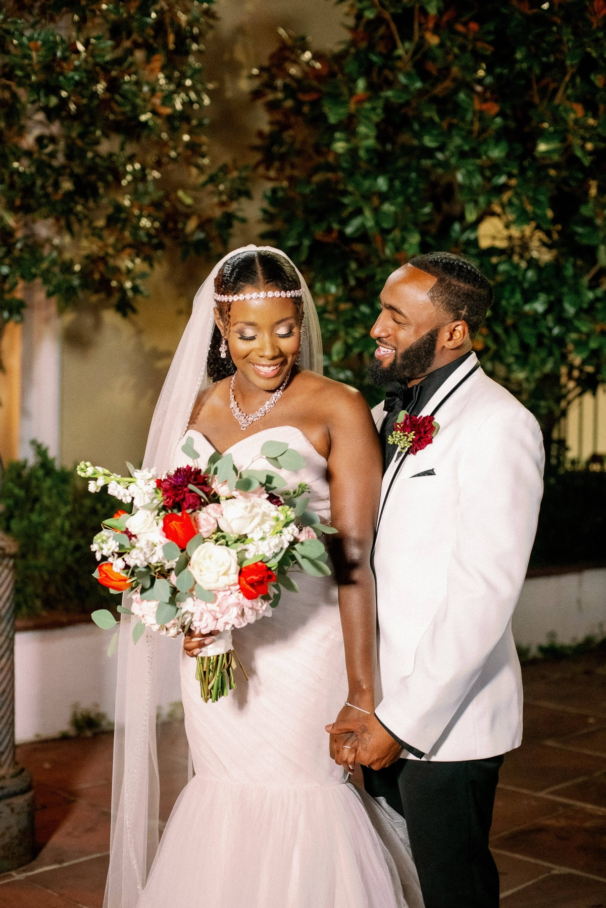 Woody and Amani on Season 11 of Married at First Sight in New Orleans
