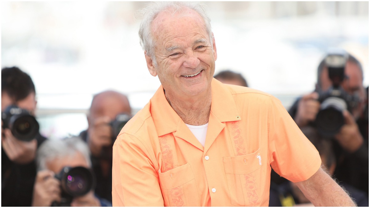 Bill Murray's son Caleb Murray arrested after protests