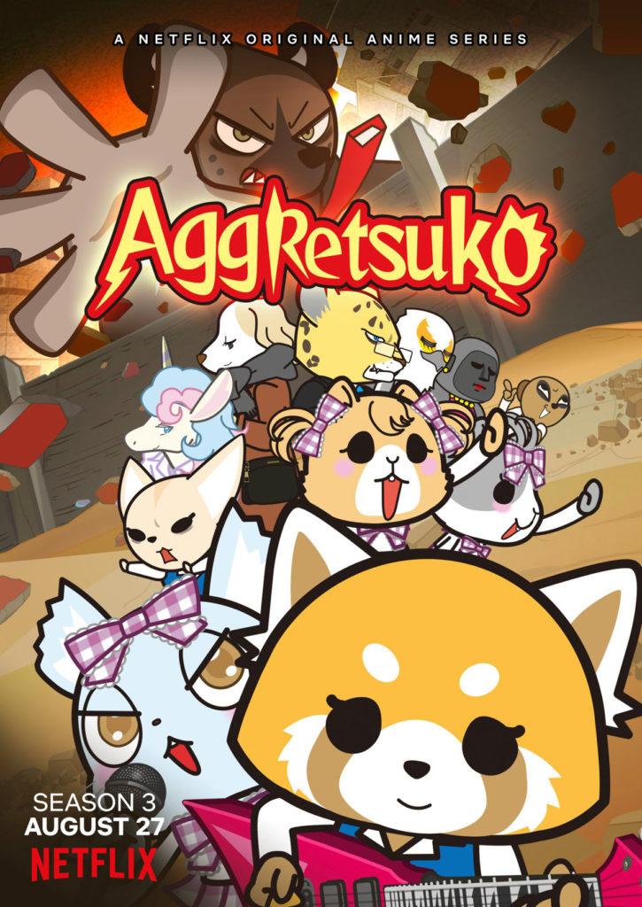 Aggretsuko Season 3