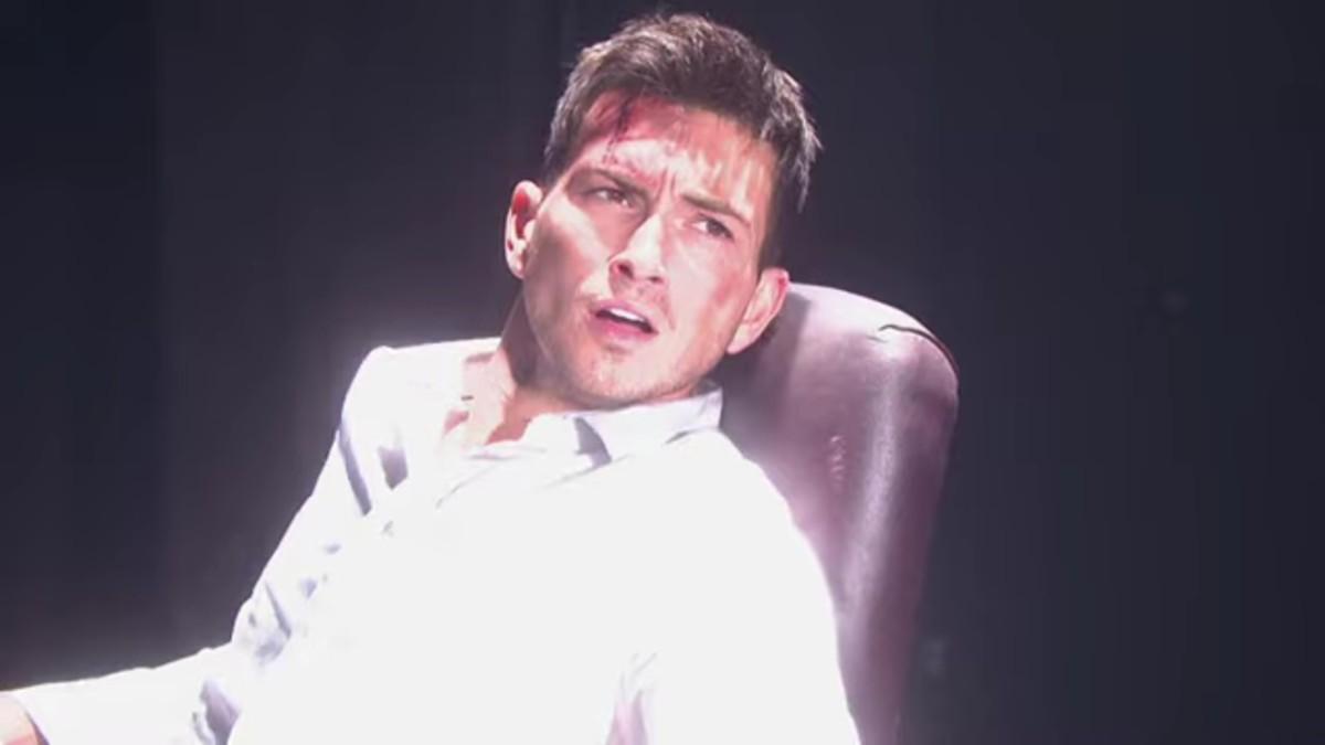 Robert Scott Wilson as Ben on Days of our Lives.
