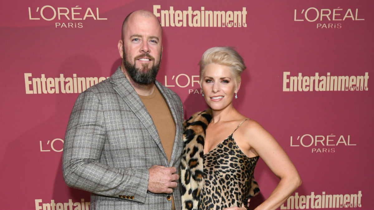 Cris Sullivan and wife Rachel are proud parents of a baby boy.