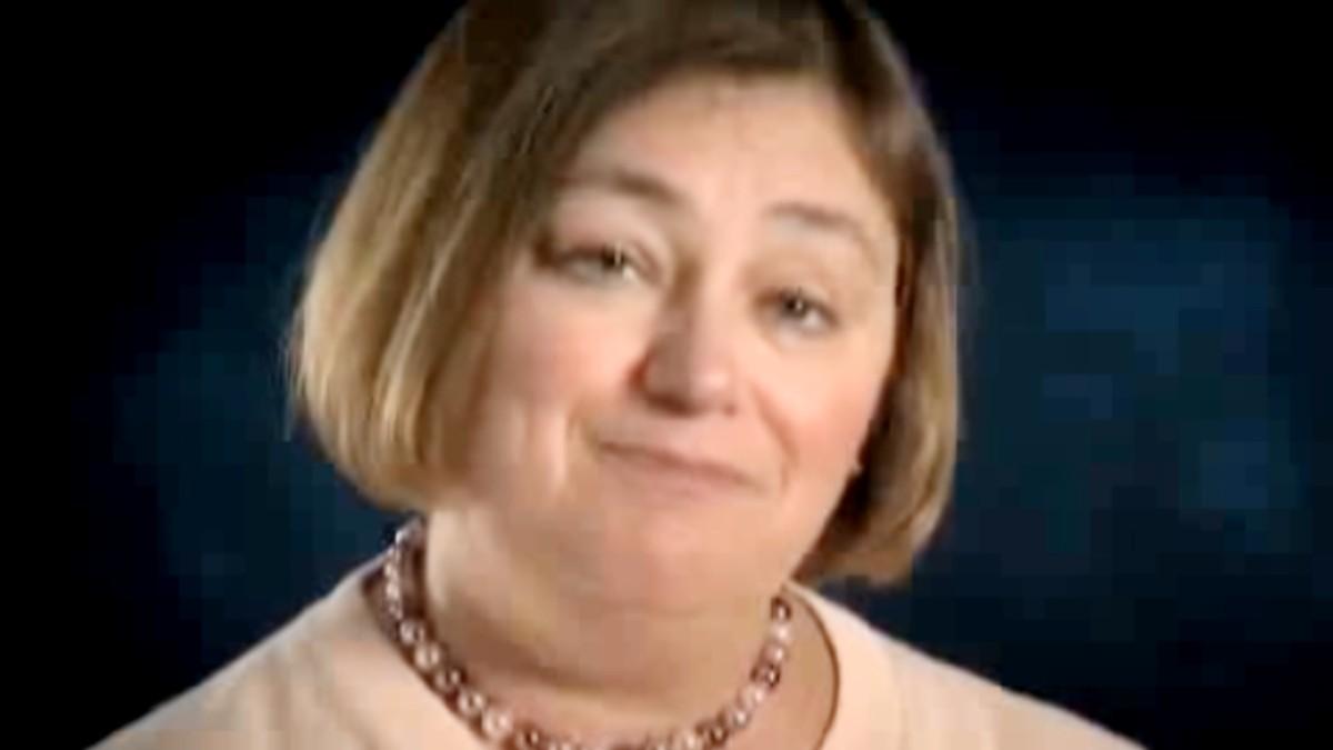 Debbie Puglisi in an interview