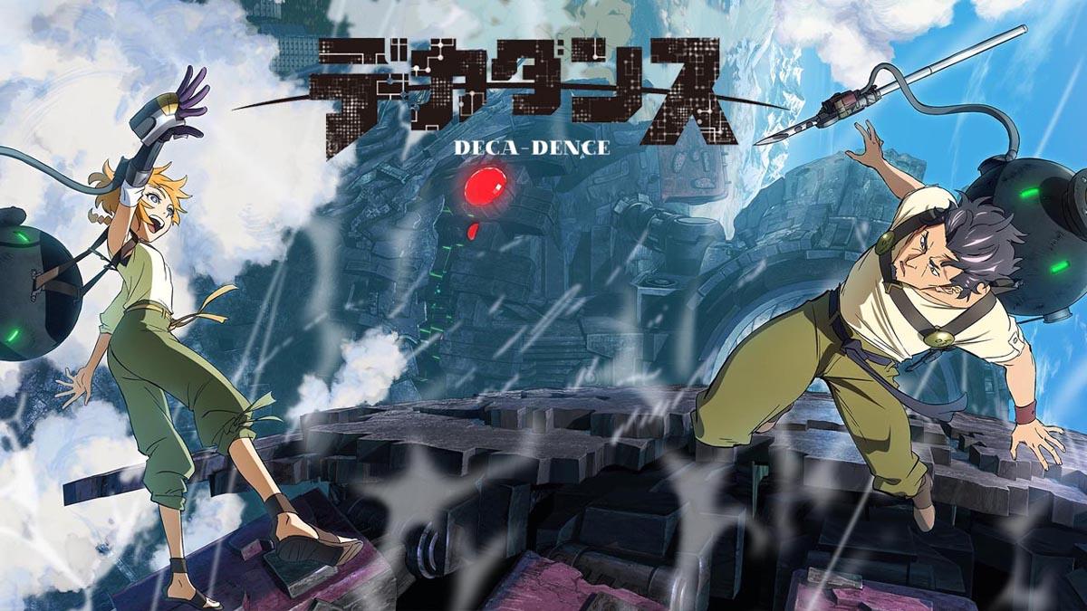 Deca-Dence Anime