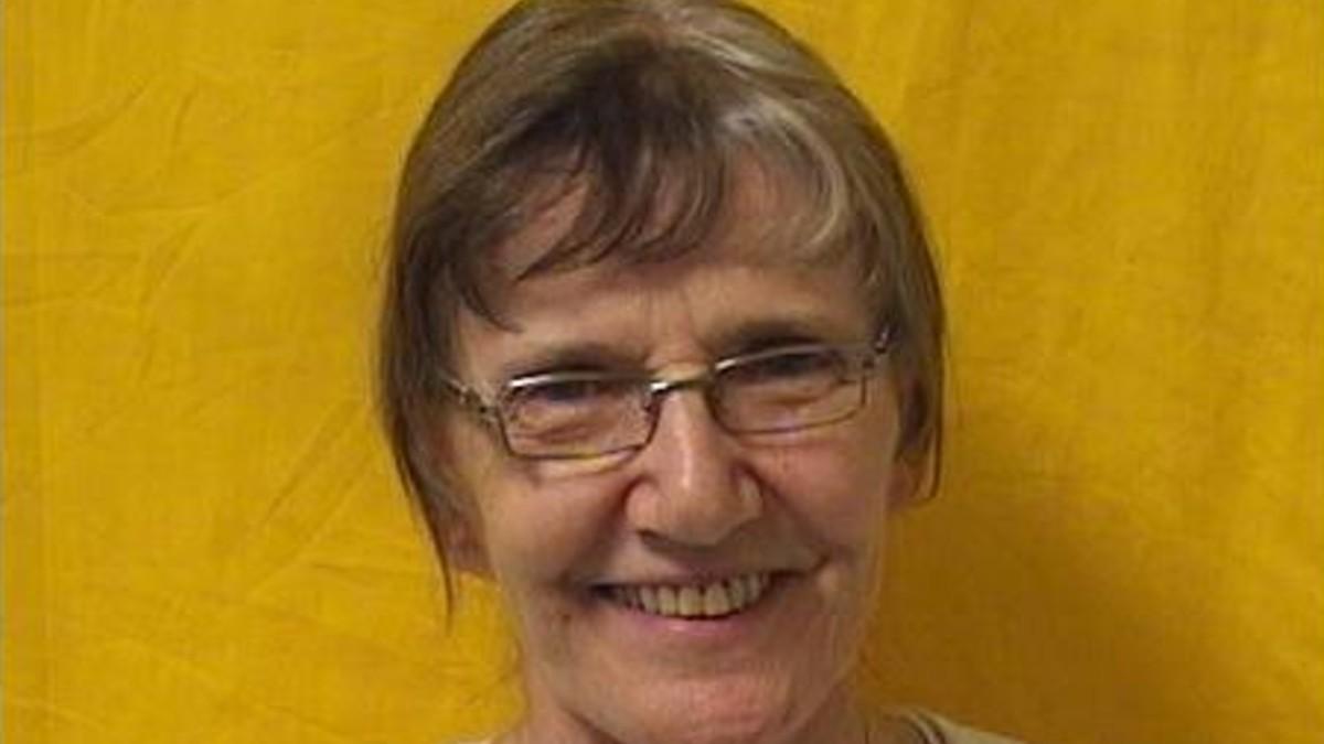 Mugshot of Doretta Scheffield