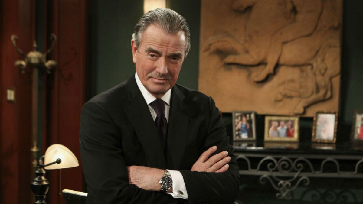 Eric Braeden talks being back at work on The Young and the Restless.
