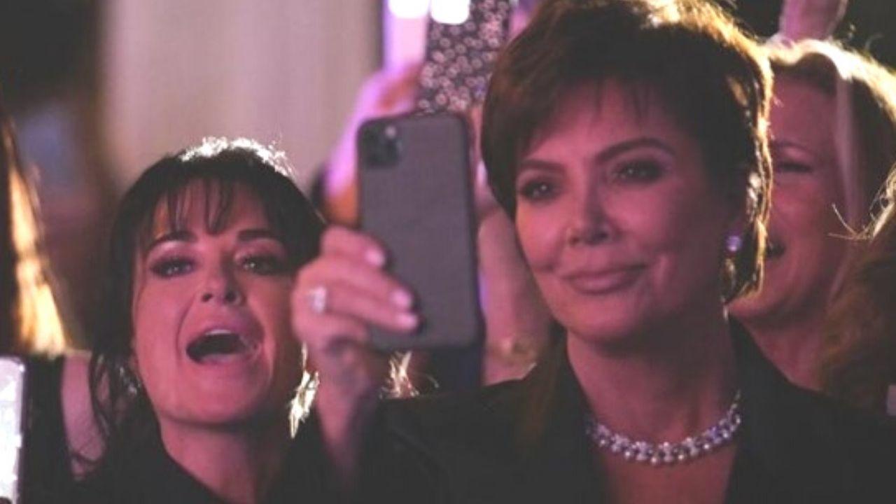 Fans want Kris Jenner on RHOBH
