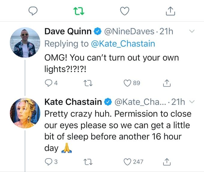 Kate talks about filming Below Deck