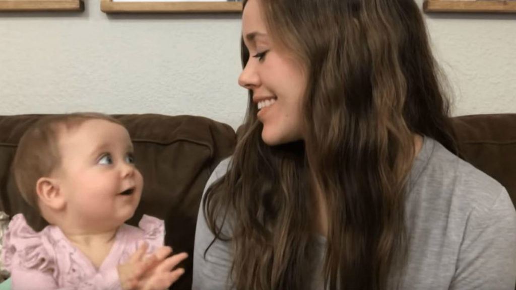 Counting On fans love video of Jessa Duggar's daughter Ivy Jane singing.