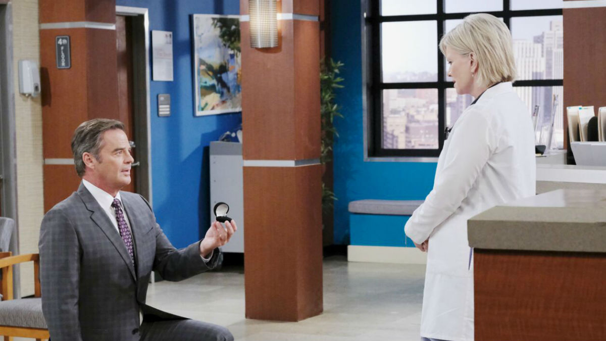 Days of our Lives spoilers for next week focus on Justin and Kayla's wedding.