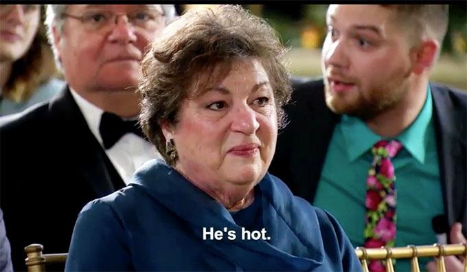 MAFS star Christina's grandma