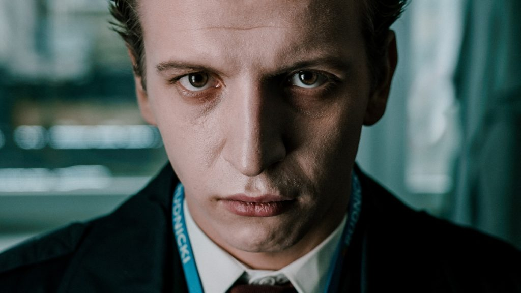 Maciej Musialowski as Tomasz in The Hater