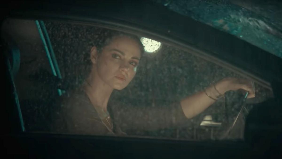 Maite Perroni as Alma in Dark Desire