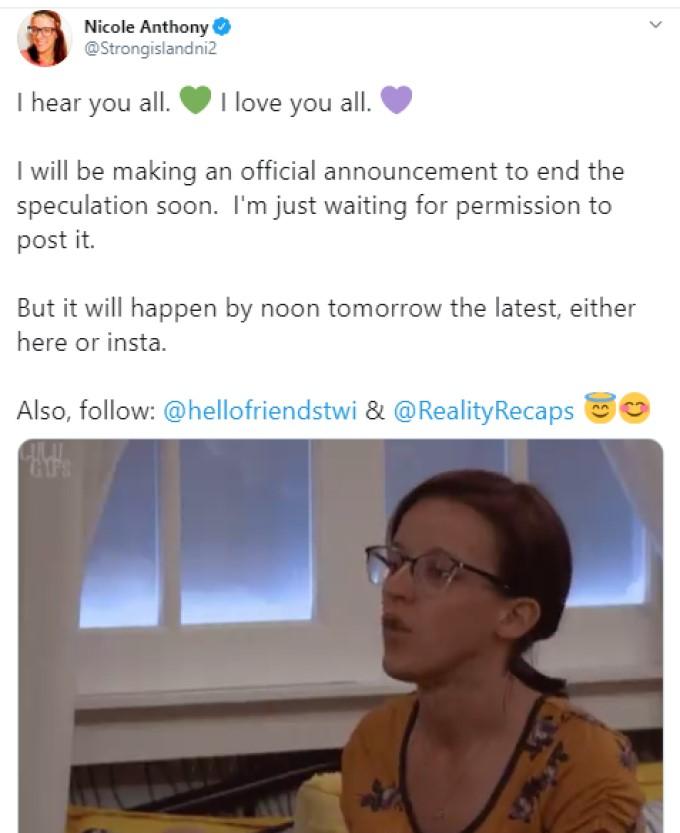 Nicole Anthony Twitter
