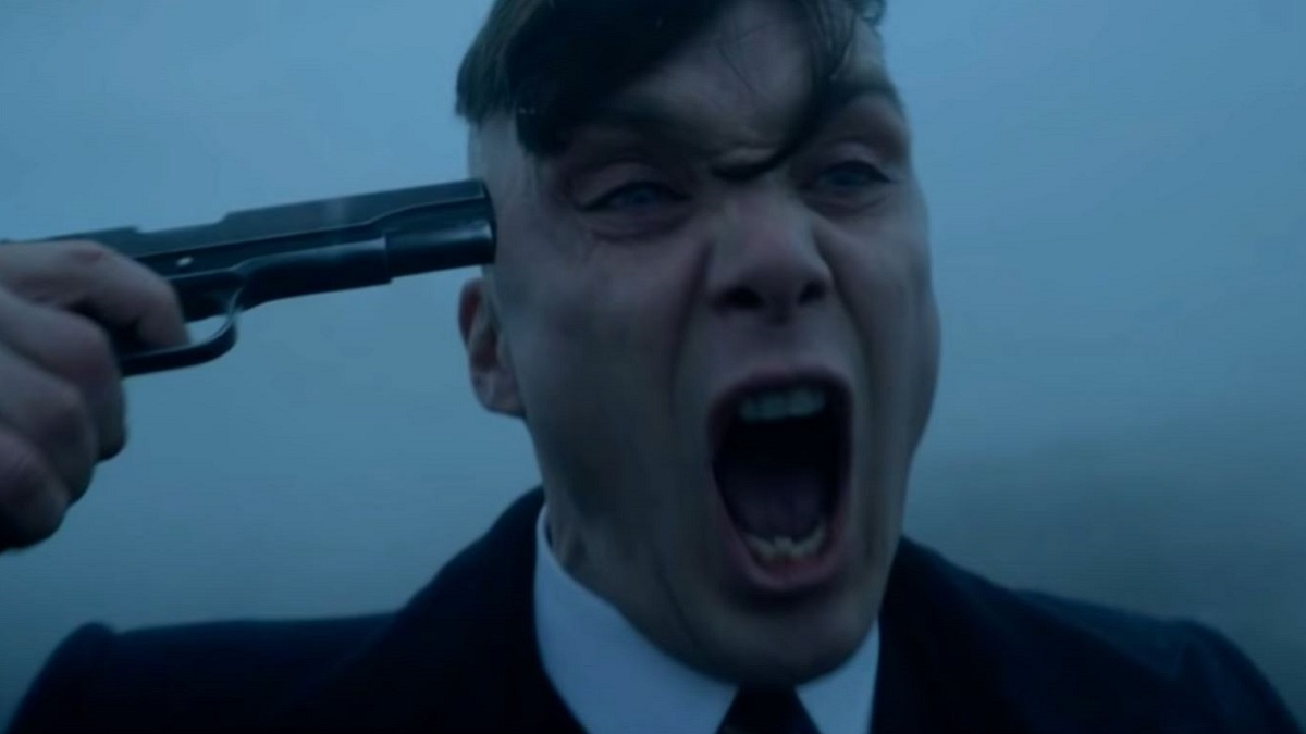 Peaky Blinders on the BBC and Netflix