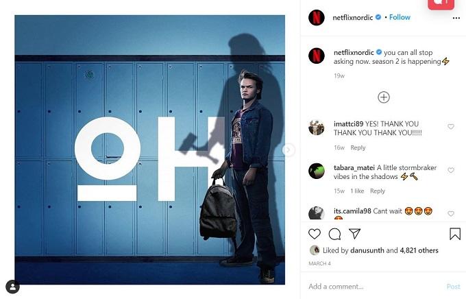 Ragnarok Instagram