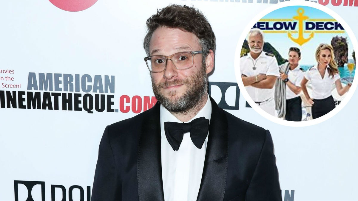Actor Seth Rogen is a huge Below Deck fan and Bravo wants him on the show.