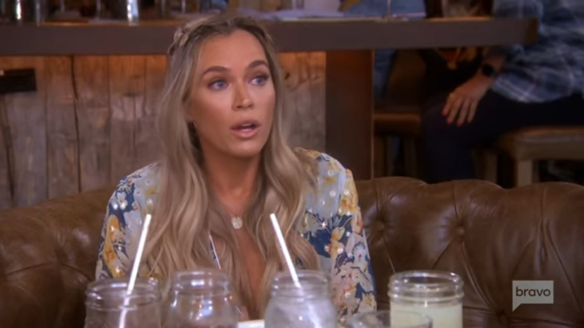 Teddi talks to Denise about Brandi Glanville's claims