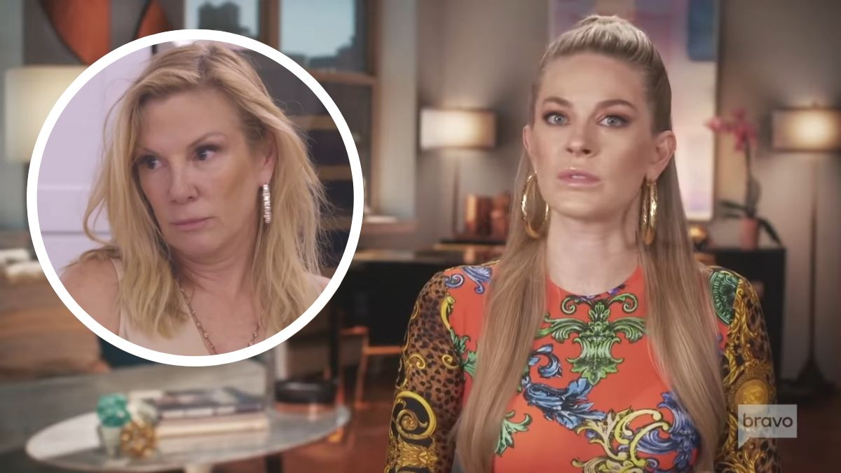 Ramona Singer responds to Leah and Elyse