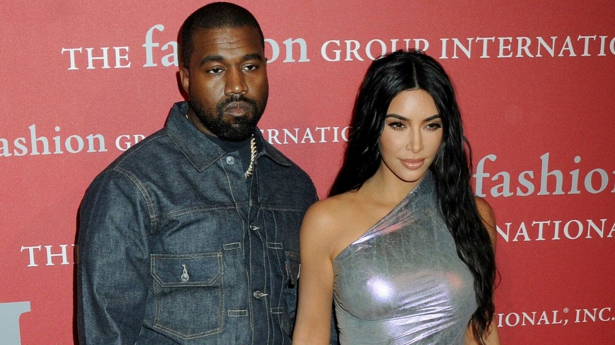 Kim Kardashian shares message about Kanye West