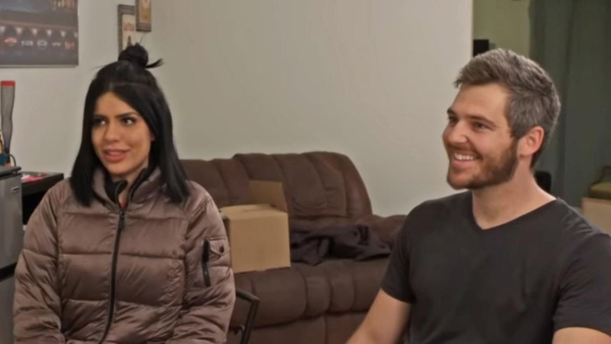 Larissa and Eric are back together